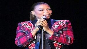 Star Gazing: Queen Latifah at the 'Trevor Live' Show