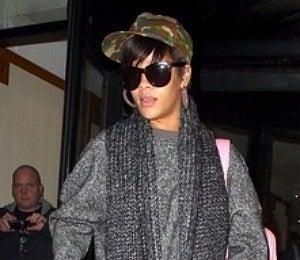 Hair Beat: Rihanna Spotted With Dark Hair
