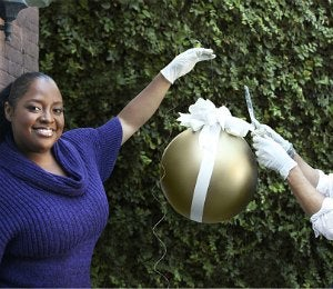 Sherri Shepherd Opens Up Her Home for the Holidays