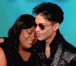 Prince Pays Surprise Visit to 'The View'