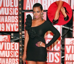 2010: The Hottest Celeb Shoe Moments of the Year