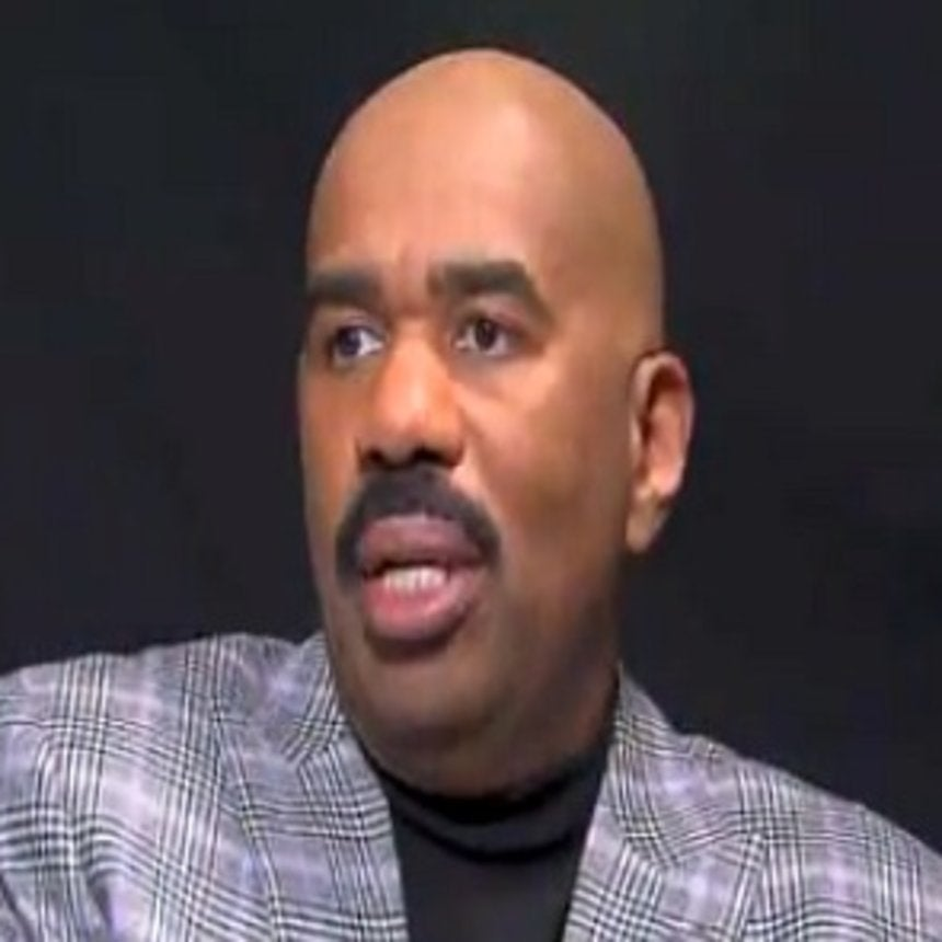 Steve Harvey Says Men and Women Can't Be Friends