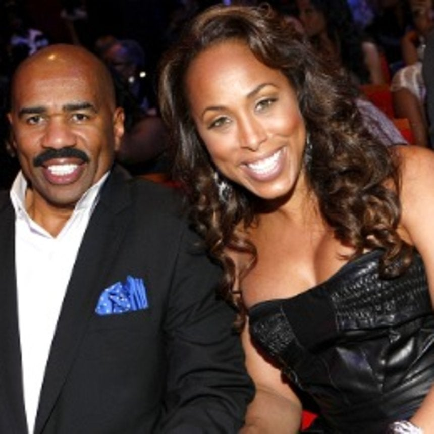 Marjorie Harvey on Her Husband Steve and Their Love
