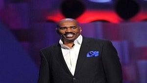 Steve Harvey's Weight-Loss Journey