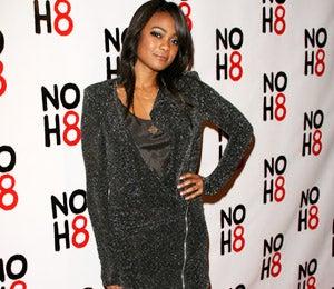 Star Gazing: Tatyana Ali Celebrates NOH8