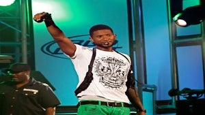 Coffee Talk: Usher Gets Kicked in the Face on Stage