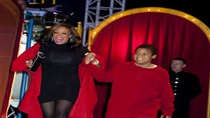 Star Gazing: Wendy Williams' Fun Time at the Circus
