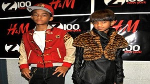Star Gazing: Willow and Jaden At the Jingle Bell Ball