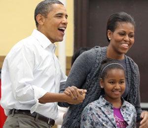Michelle Obama's Birthday Serenade on MLK Day