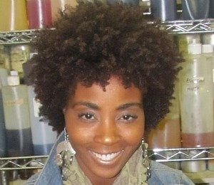 Natural Hair Diary: Qiyamah Singletary, Entrepreneur