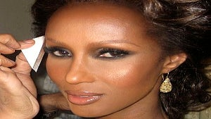 Ask the Experts: Iman's BET Honors Makeup