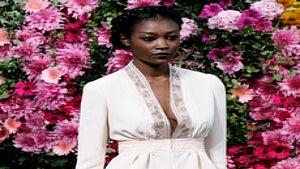 Model Behavior: British Newcomer Betty Adewole