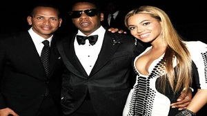 Star Gazing: Beyonce, Jay-Z and A-Rod's NYE in Vegas