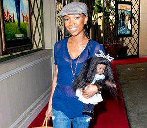 Star Gazing: Brandy Shops at the American Girl Store