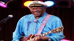 UPDATE: Chuck Berry 'Good and Energetic' after Fall