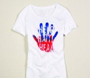 Daily Dose: 'Help Haiti Heal' T-Shirt by AE