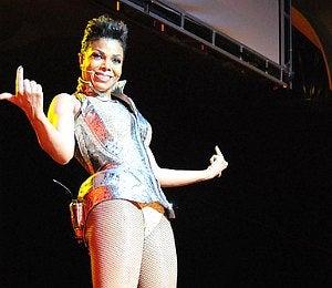 Janet Jackson Announces Dates for World Tour