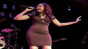 Star Gazing: Jennifer Hudson Sings at House of Blues