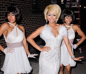 Star Gazing: Keri Hilson Has a Motown Moment