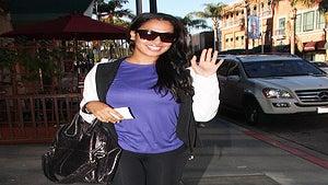Star Gazing: Lala Vazquez Hits the Gym