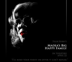 Tyler Perry Reveals 'Madea's Big Happy Family' Poster