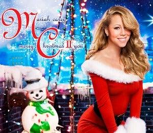 Mariah Carey Christmas.Mariah Carey S Merry Christmas Ii You Goes Gold Essence