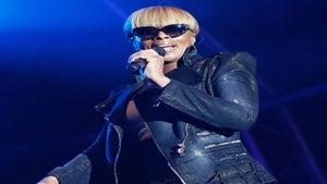 Star Gazing: Mary J. Blige Rocks Australia