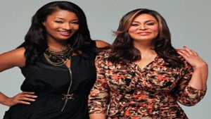 Toccara Interviews Tina Knowles on Walmart Line
