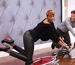 Star Gazing: NeNe Gets Physical on 'Nate's Road Test'