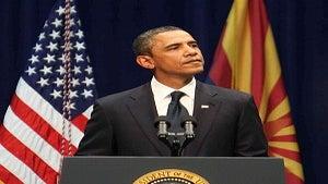 Obama Speaks at Memorial Service for Arizona Shooting
