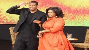 Oprah Gives Aussie High School Laptops, Jay-Z Visit