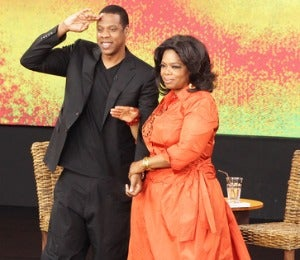 Oprah Says Jay-Z Has 'Opened' Her Mind to Hip-Hop