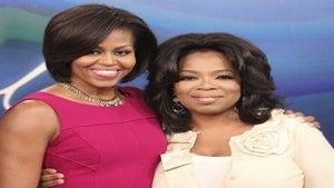 Coffee Talk: Michelle Obama Visits 'Oprah'