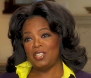 Coffee Talk: Oprah Opens Up About Her Biggest Failure