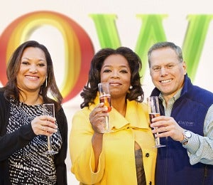 Oprah Launches OWN with a Bang