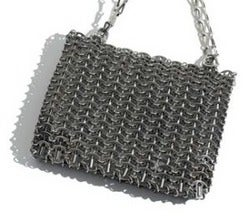 Daily Dose: Chain Mail Bag by Paco Rabanne