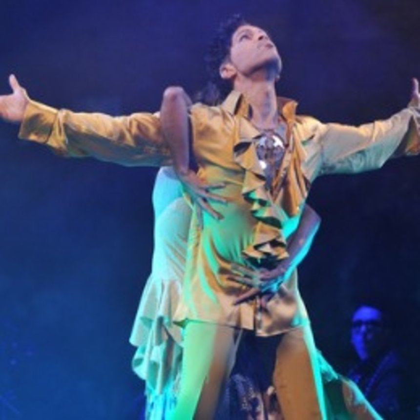 Prince Rocks on 'Welcome 2 America' Tour