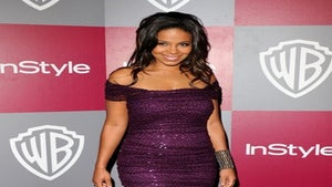 Star Gazing: Sanaa Lathan Is Fab at Globes After-Party