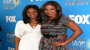 Star Gazing: Kimberly, Sanaa at Image Award Noms.