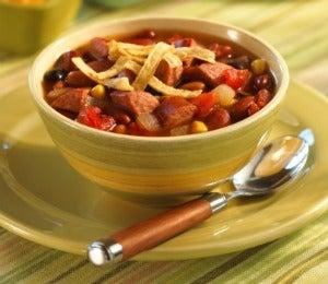 Dine on a Dime: Taco Soup