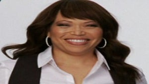 Tisha Campbell's Yoplait Photoshoot