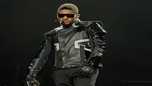 Star Gazing: Usher Sizzles on Stage