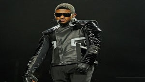 Star Gazing: Usher Sizzles on Stage