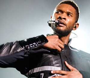 Star Gazing: Usher Takes His Show to the UK