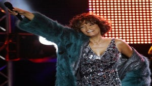 Whitney Houston Planning a New Album, Says Source