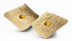 Daily Dose: Satin Gold Earrings by Zaiken
