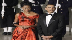 Designer Retracts Comments on First Lady's Dress