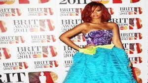 Star Gazing: Rihanna Looks Haute at 2011 BRIT Awards