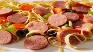 Dine on a Dime: Turkey Sausage and Pasta Toss