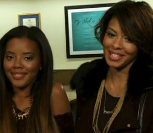 Video: Angela and Vanessa Simmons on Pastry